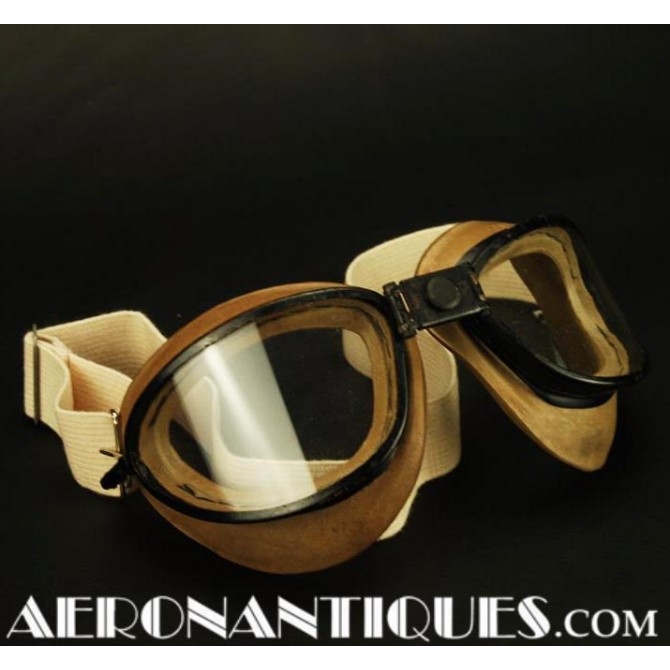 SKYWAY Flying Goggles US Army Air Force Pilot WWII