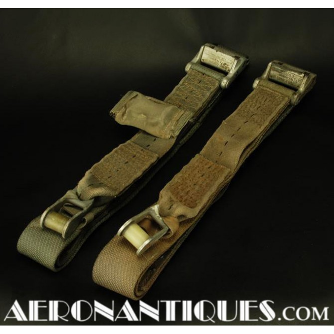 US Navy Phantom Crusader Ejection Seat Harness Vietnam