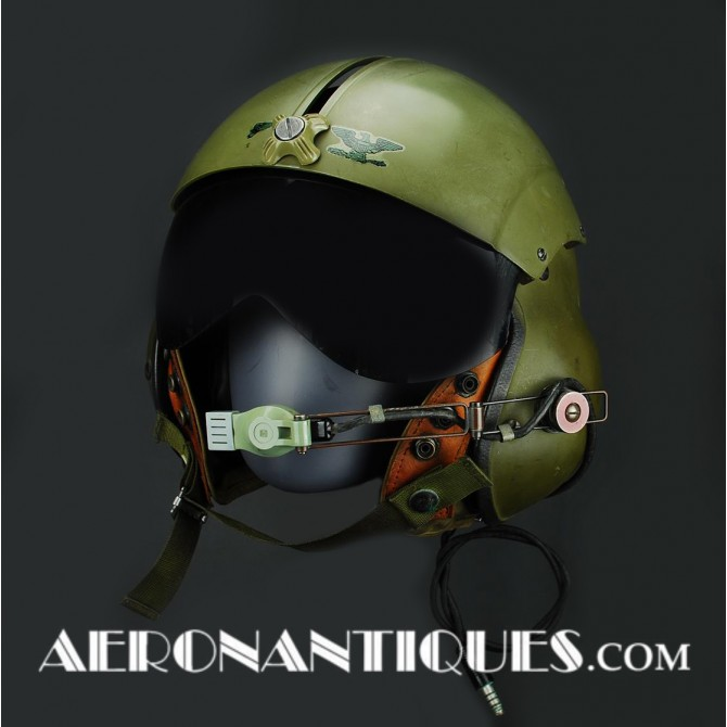 1971 Vietnam Era SPH-4 Helicopter US Army Pilot Flight Helmet