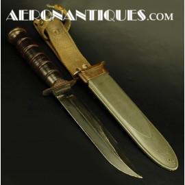 Couteau Combat Survie...