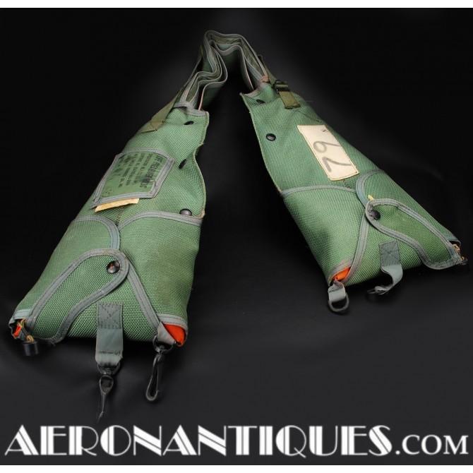 1968 US Navy USMC Pilot Mk-3c Life Preserver Vietnam Era