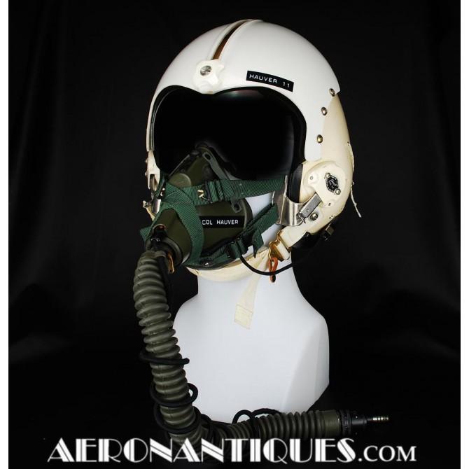 HGU-2A/P USAF Fighter Pilot Flight Helmet & Mask