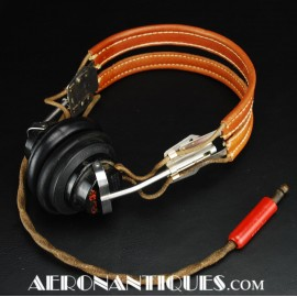 HS-33 Headset US Army Air...