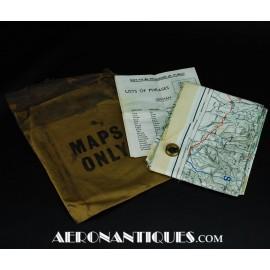WWII USAAF Pilot Escape...