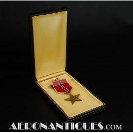 WWII US Bronze Star Award...
