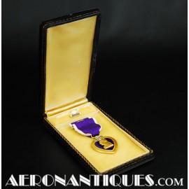 Décoration Médaille Blessés...