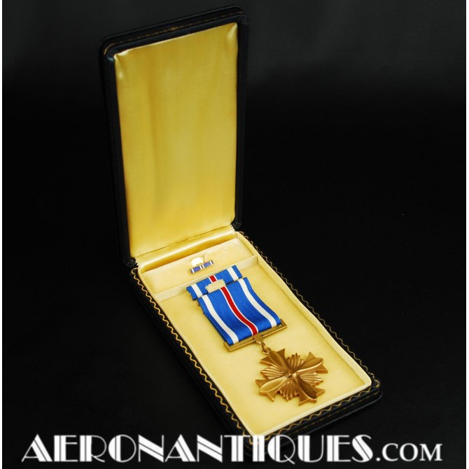 WWII Distinguished Flying Cross US Army Air Force DFC