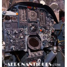 Cockpit Republic F-105 Thunderchief