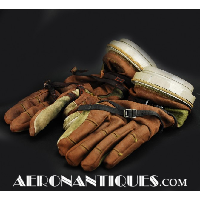 High Altitude US Air Force Flying Gloves A/P22S USAF