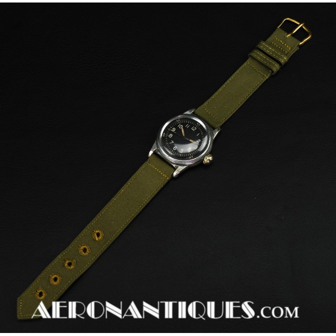 1944 A-11 Waltham US Army Air Force Pilot Watch