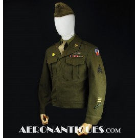 Ike Fied Jacket US Army 9th...