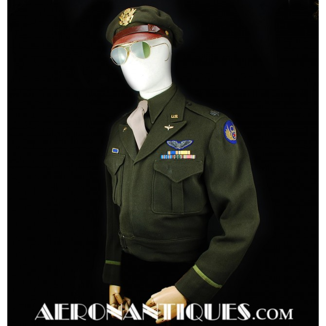 WWII 8th US Army Air Force British Made Ike Jacket