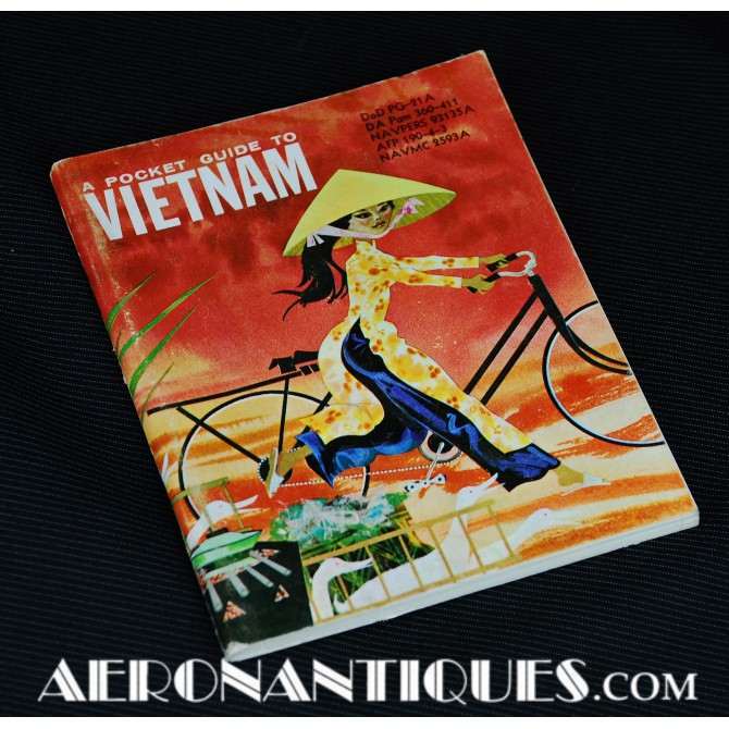 1966 Vietnam War Regulation Pocket Guide