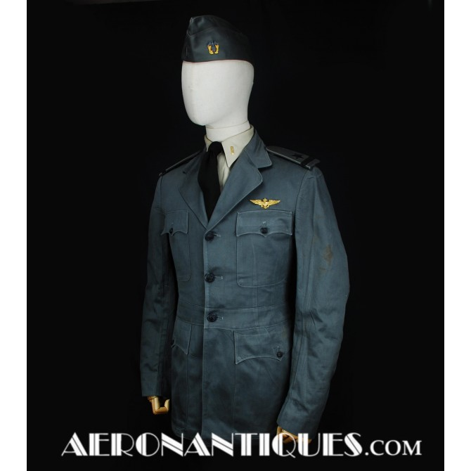 WWII US Navy Naval Aviator Pilot Summer Working Dress