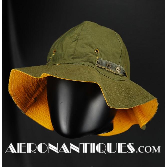 WWII C-1 Vest US Army Air Force Pilot Survival Hat