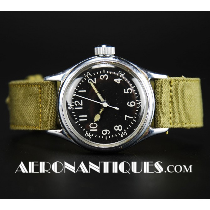 1943 A-11 Bulova US Army Air Force Pilot Watch
