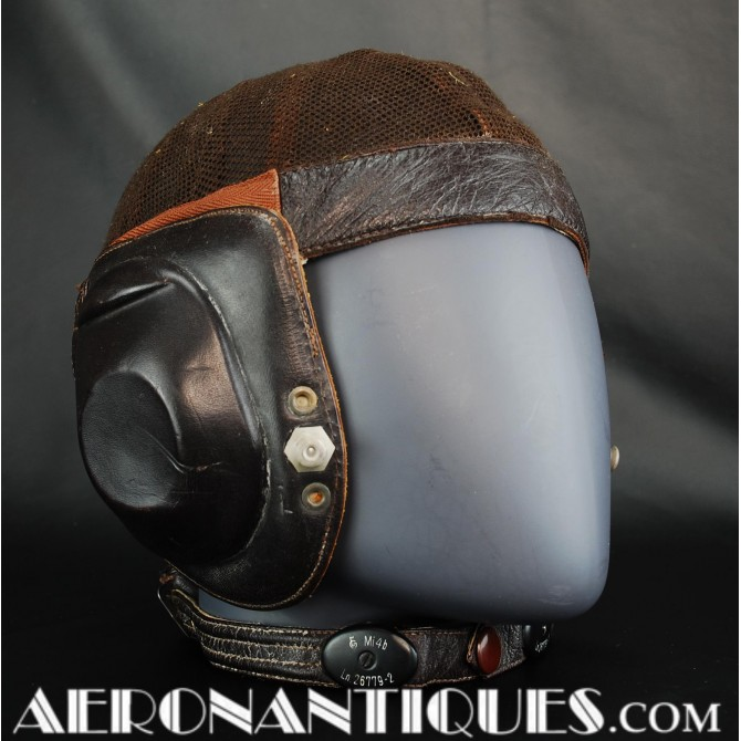 German Luftwaffe Pilot Flying Helmet LKpS 101 WWII