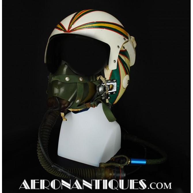 VA-25 US Navy Pilot APH-6 Flight Helmet & Mask