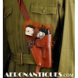 Holster Cuir Colt 45 1944...