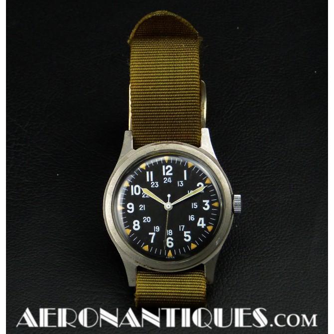1969 Vietnam US Air Force HAMILTON Pilot Watch