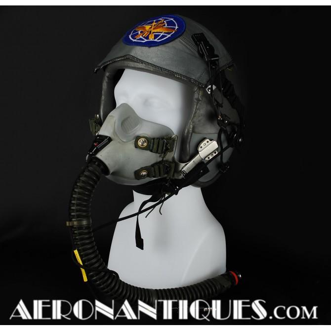 HGU-55/P USAF Pilot Flight Helmet + MBU-12/P Mask