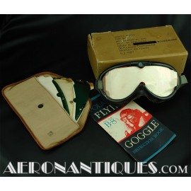 Lunettes B-8 Pilote US Army...