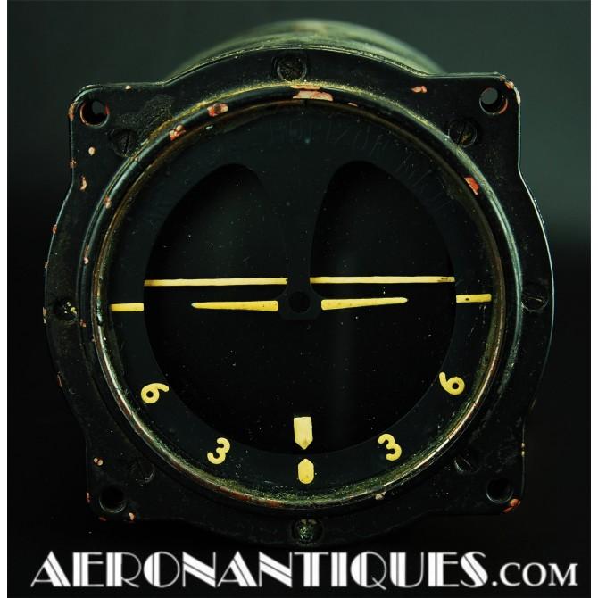 Spitfire Lancaster Artificial Horizon Instrument WWII