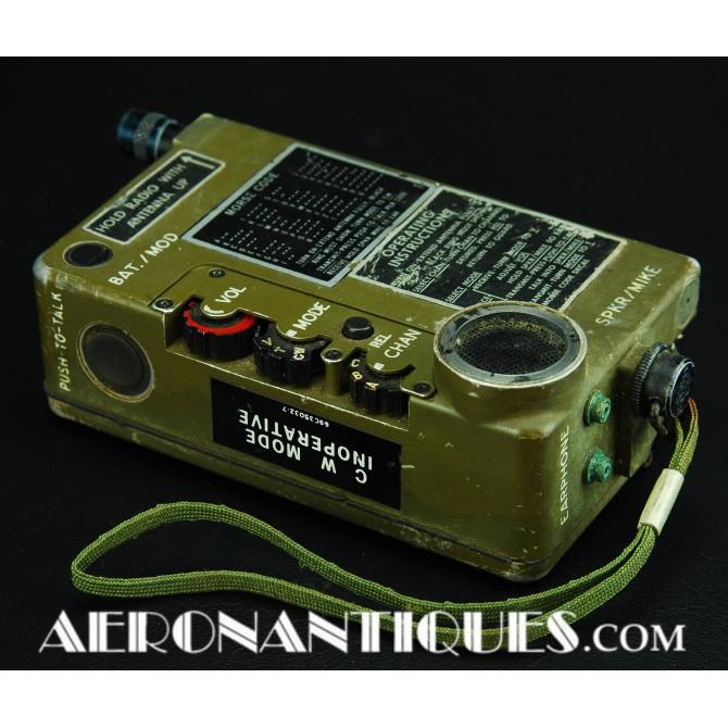 Vietnam Pilot Survival Radio URC-64 USAF US NAVY