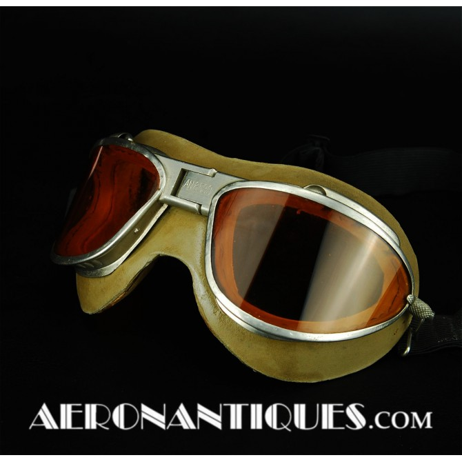 AN-6530 Flying Goggles US Army Air Force Pilot WWII