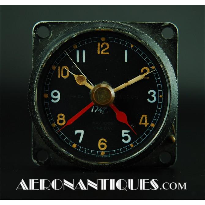 MKIIA RAF Supermarine Spitfire Cockpit Clock WWII