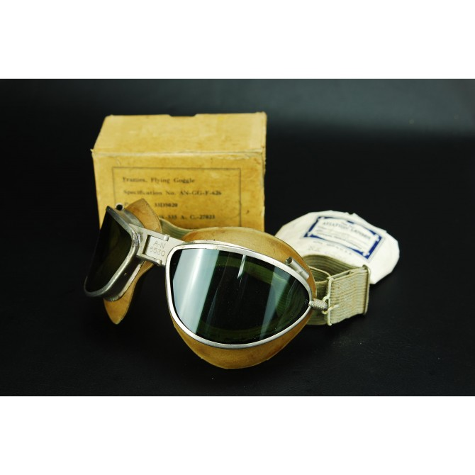AN-6530 MKI Flying Goggles US Army Air Force Pilot