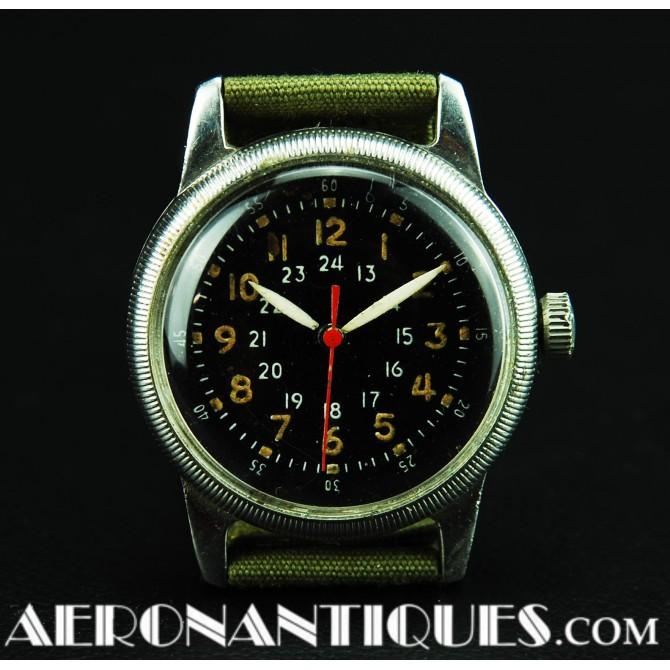 A-17 WALTHAM US Air Force Pilot Watch