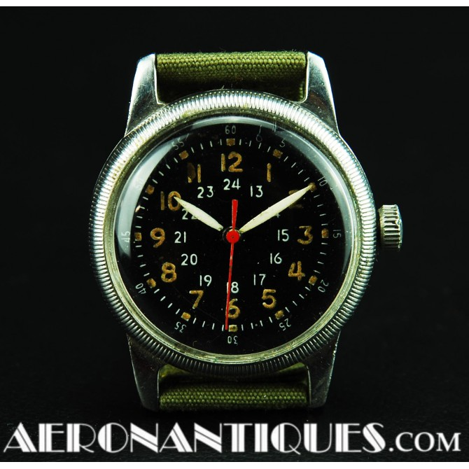 Montre Pilote WALTHAM A-17 US Air Force USAF