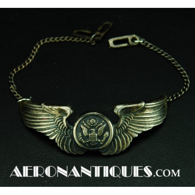 WWII US Army Air Force Aircrew Member Bracelet