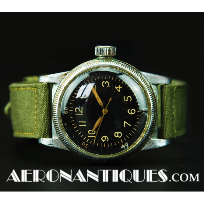 1945 A-11 Waltham US Army Air Force Pilot Watch