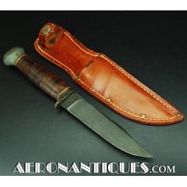 Couteau Combat Survie USN...