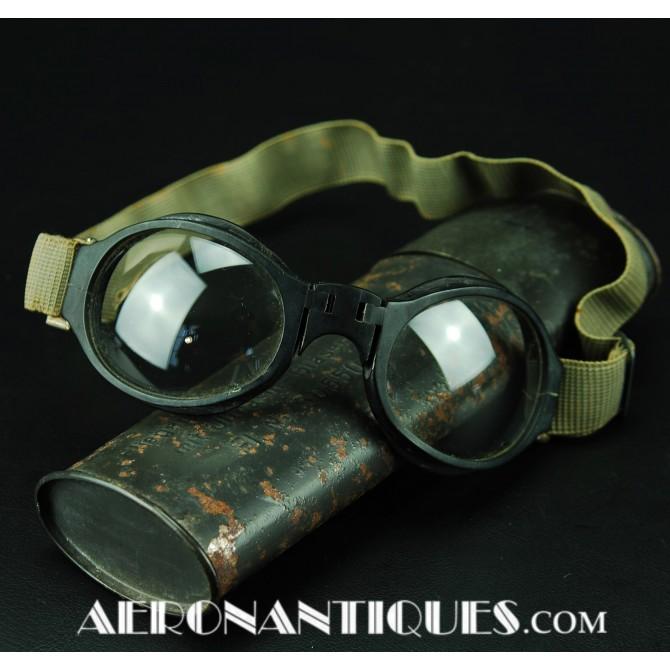 Nietsche & Gunther German Luftwaffe Pilot Goggles