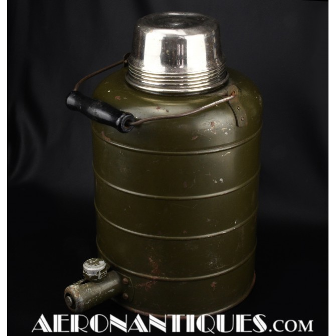US Army Air Force Pilot F-1 Thermo Container WWII