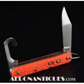 Couteau Survie Pliant...
