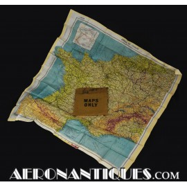 Carte Foulard Evasion Soie...