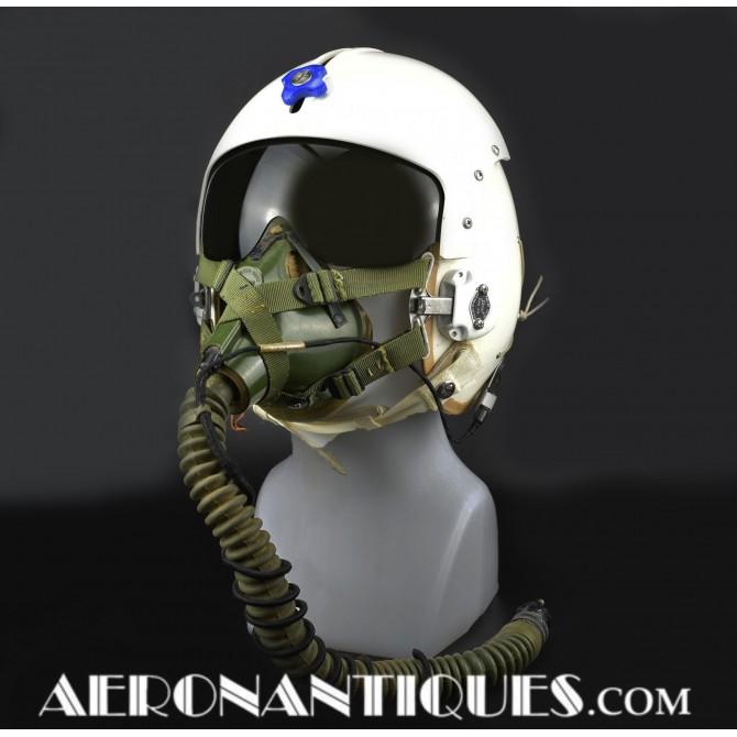 HGU-2 USAF Flight Helmet & Mask Vietnam era 1969