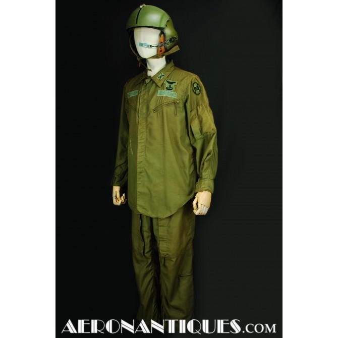 Vietnam Helicopter Pilot Nomex Flight Suit