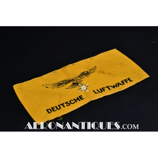WWII German Luftwaffe Pilot Survival  Armband