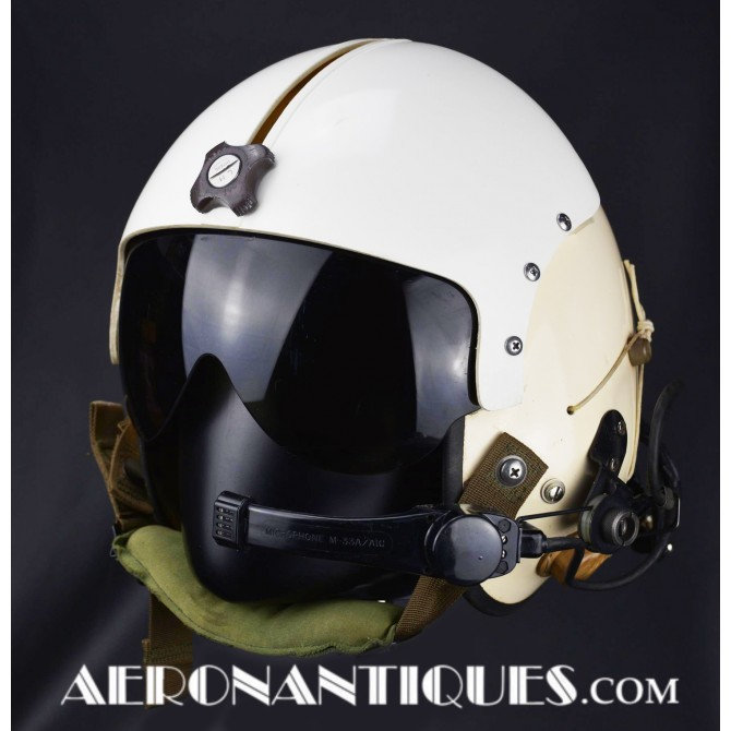 Vietnam APH-5A Helicopter US Army Pilot Helmet