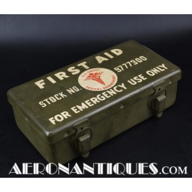 Caisse First Aid Kit 12...