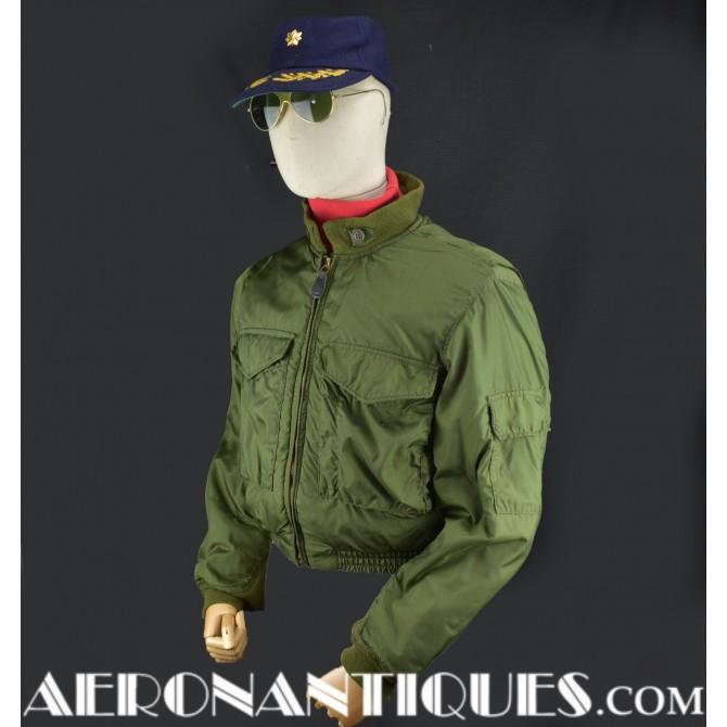 Vintage Vietnam Era US Navy Pilot WEP Jacket USN