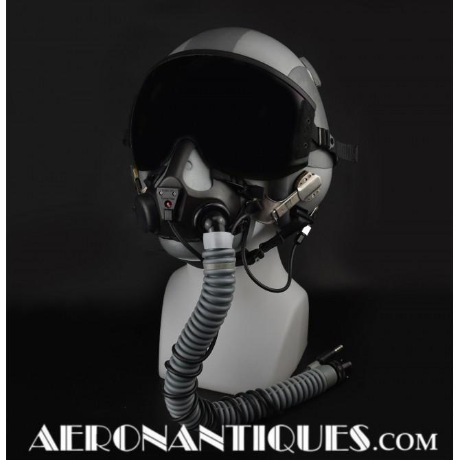 HGU-55/P USAF Pilot Flight Helmet + MBU-20/P Mask