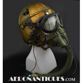 Casque Pilote US Navy H-3 &...