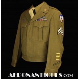 Blouson Ike Sgt Mitrailleur...