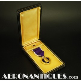 WWII US Purple Heart Award...
